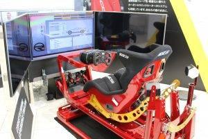 コルベットC7 Z06レーシングシミュレーター