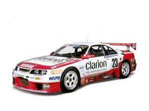 スカイラインニスモGT−R LM 96年出場車両