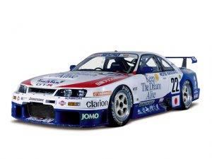 スカイラインニスモGT−R LM 95年出場車両