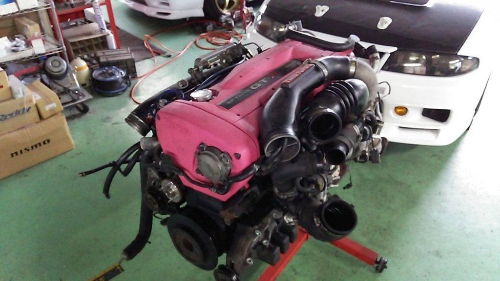 RB26DETT画像