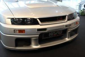 スカイラインニスモGT-R LMルマンロードカー画像