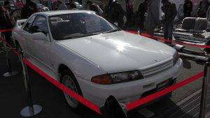 スカイラインGT-R Vスペック2未登録車画像