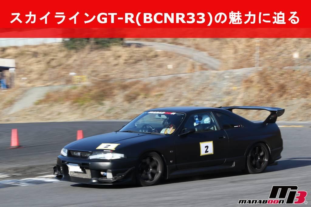 スカイラインGTR(R33)画像