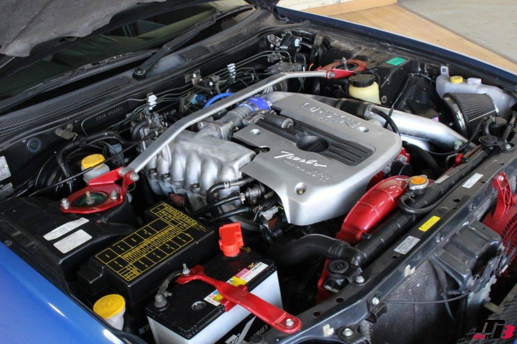 RB25DETエンジン画像