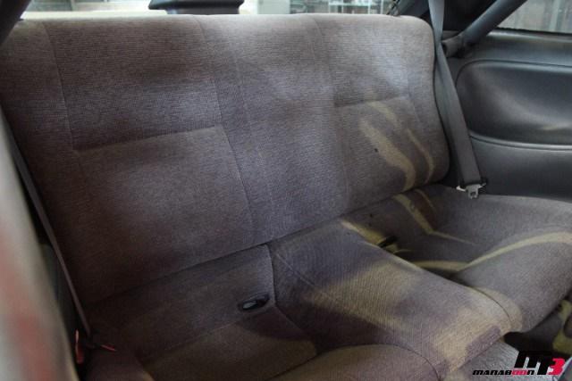 S13シルビアリアシート画像