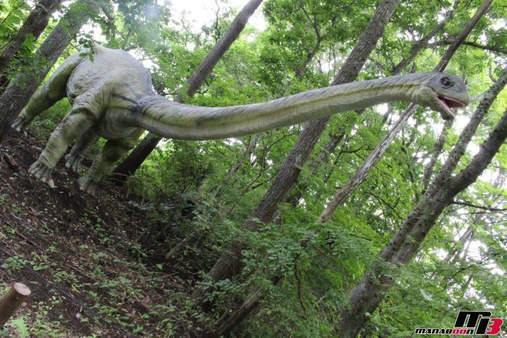 マメンチサウルス画像