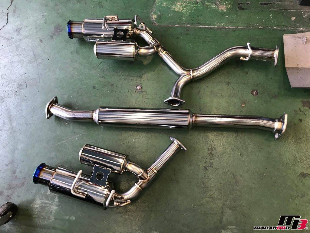 トヨタ86柿本改造Reg.06Rマフラー画像