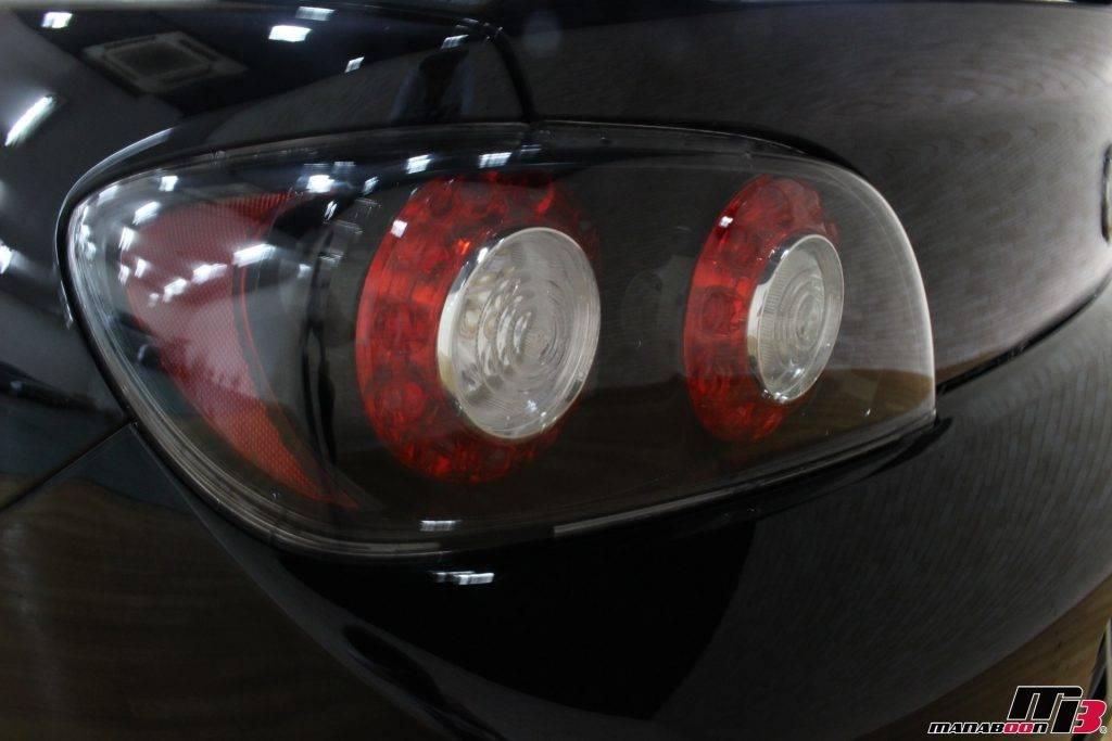 RX-8(後期)スピリットRテールライト画像