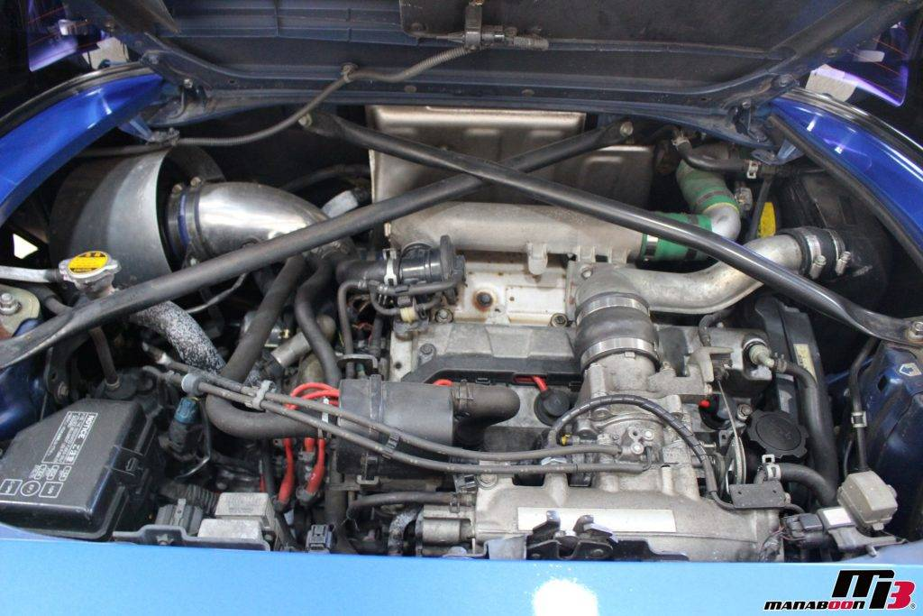 3Sエンジン画像
