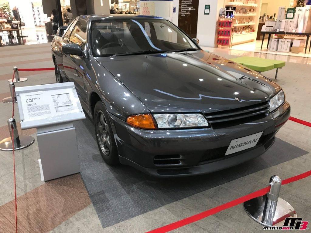 R32スカイラインGT-R画像