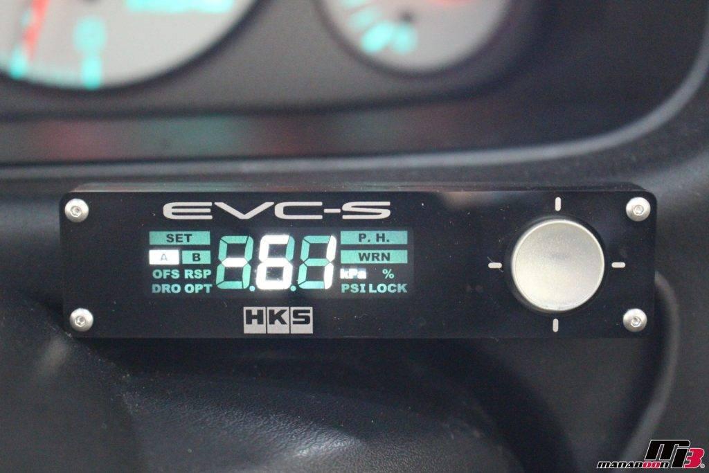 HKS EVC画像