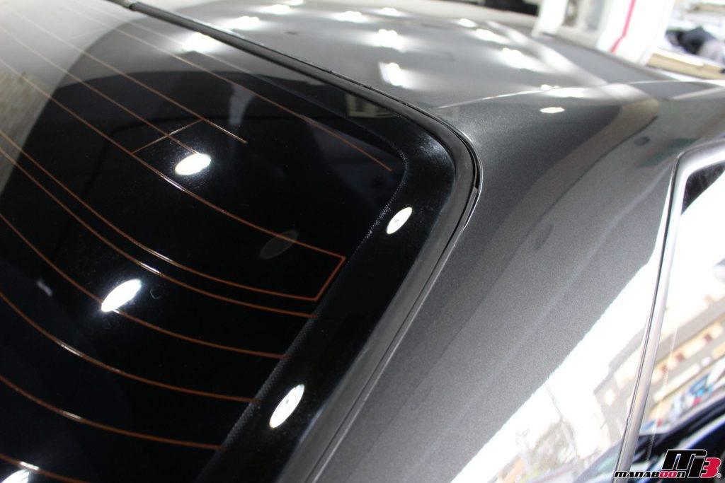 スカイラインGT-R(BNR32)右リアガラスモール画像