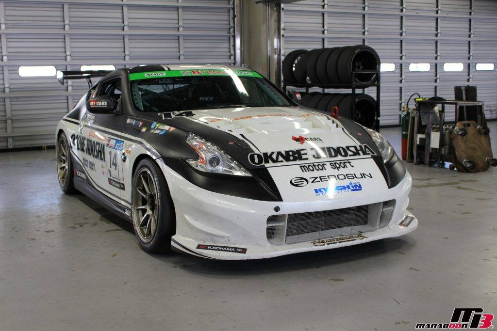 スーパー耐久 Z34