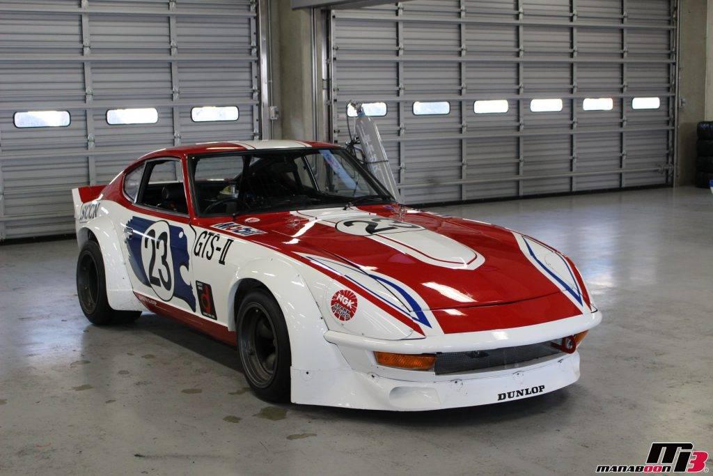 S30Z レーシングカー