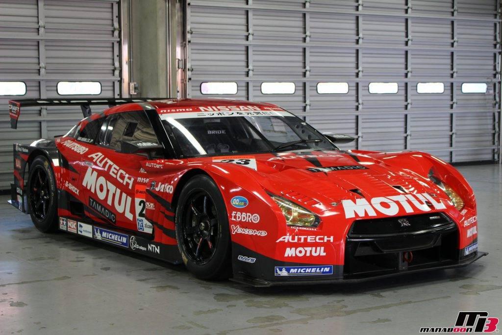 GT500 モチュールオーテックGT-R
