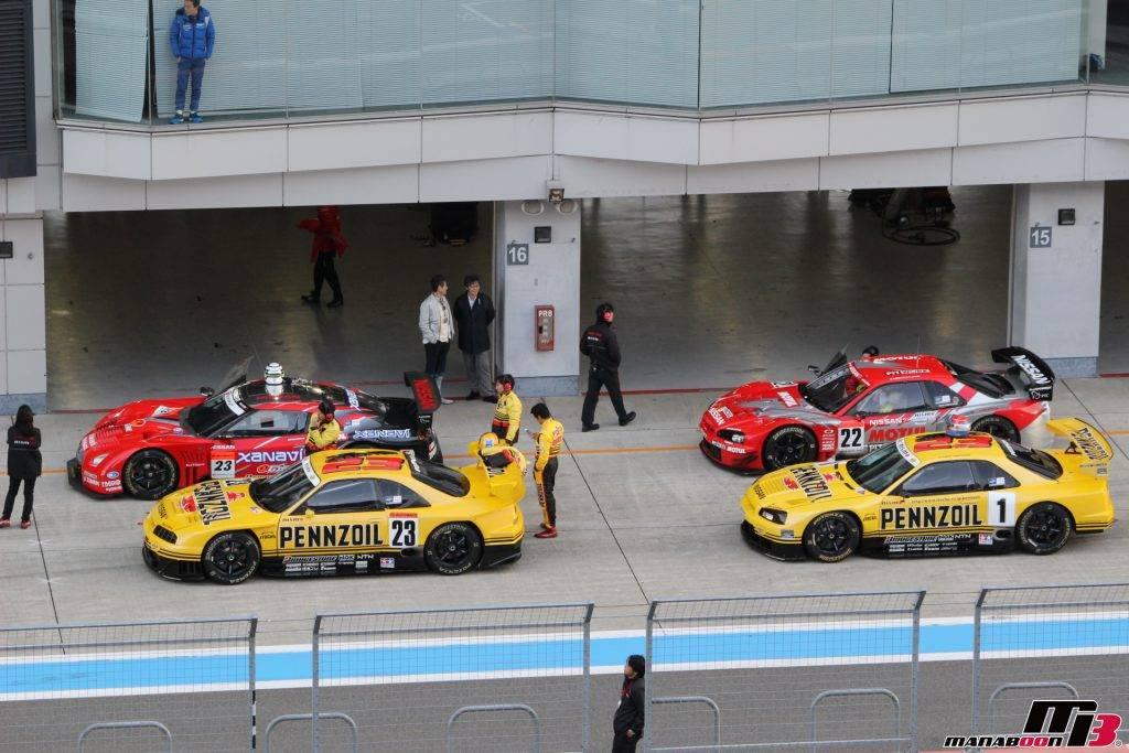GT選手権 GT-R
