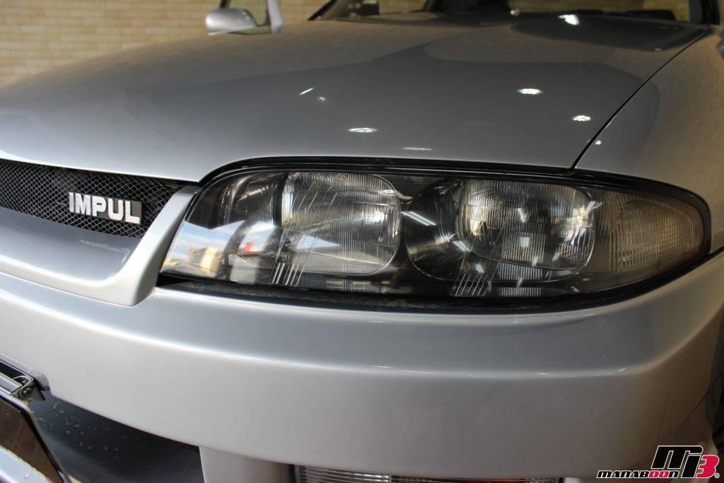 IMPUL R33-Rヘッドライト画像