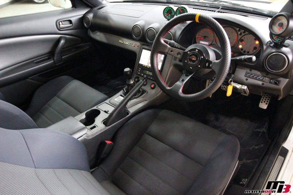 S15シルビア内装面画像