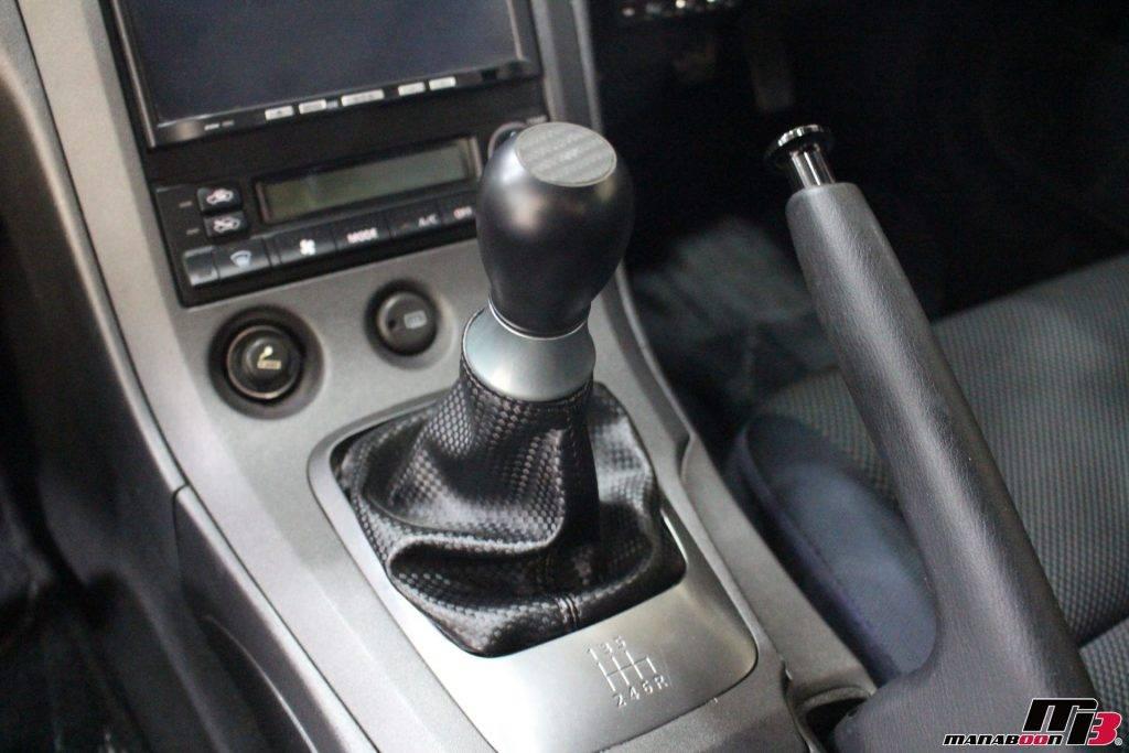 S15シルビアシフトノブ画像
