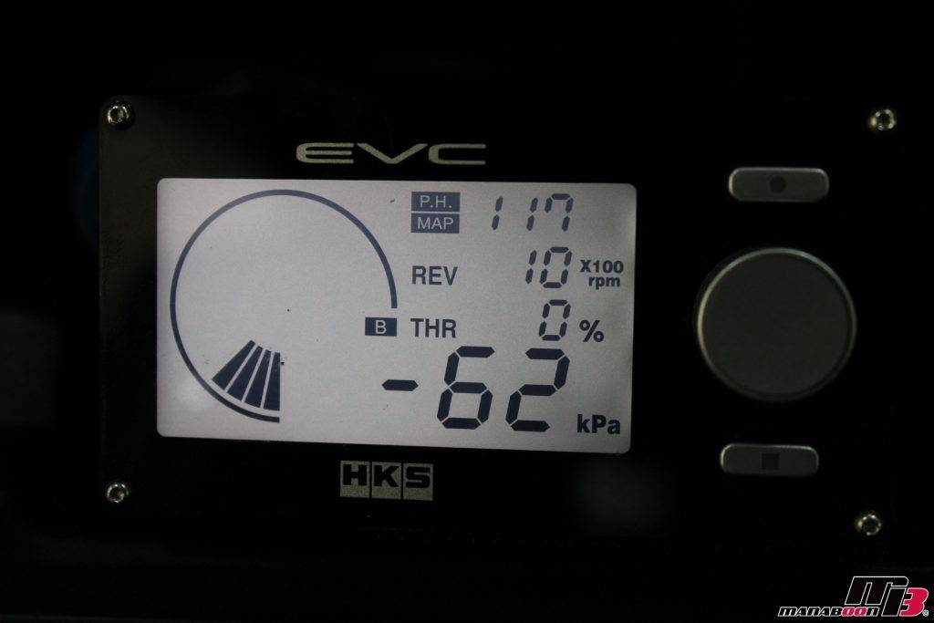 HKS EVC5画像
