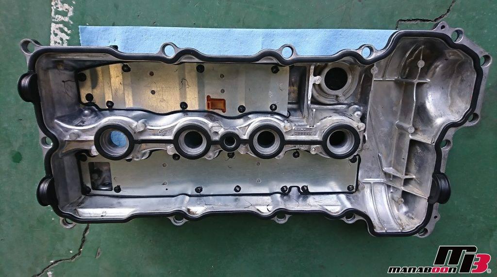シルビア(S15)ロッカーアームストッパー取付画像