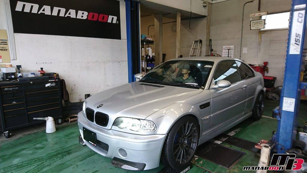 BMW M3(E46)買取査定画像
