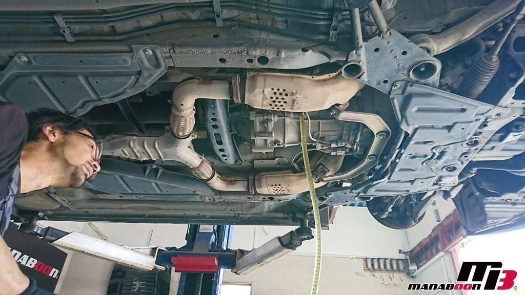 フェアレディZ(Z33)ミッションオイル画像
