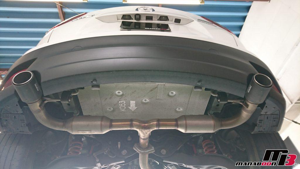 CX-5 HKS Touring SPEC-Lマフラー画像