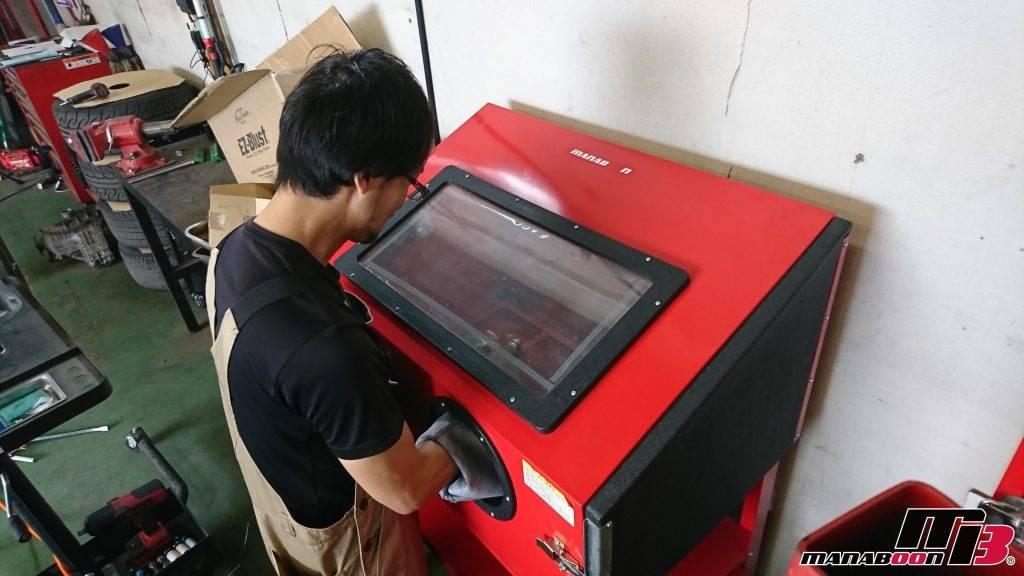 S2000(AP1)パーツ洗浄画像