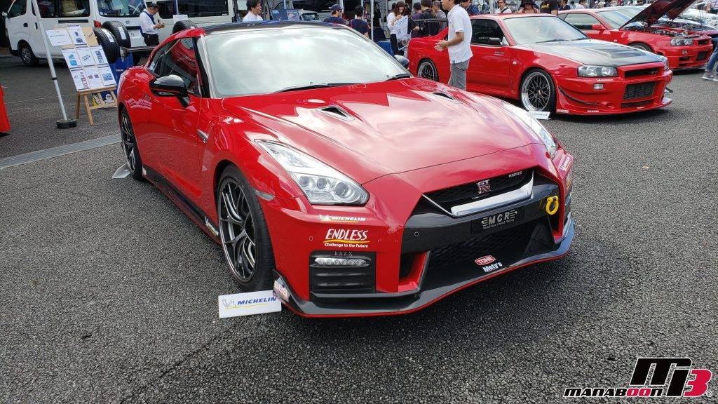 GT-R(R35)買取無料査定画像