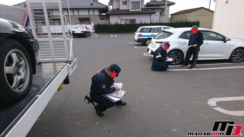 スカイラインGT-R他府県遠方納車画像