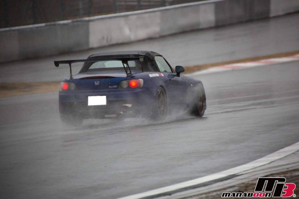 S2000(AP1)富士スピードウェイ走行会画像