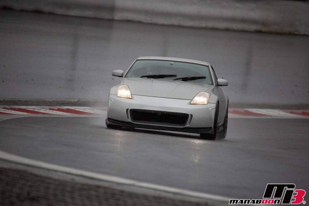 フェアレディZ(Z33)富士スピードウェイ走行会画像