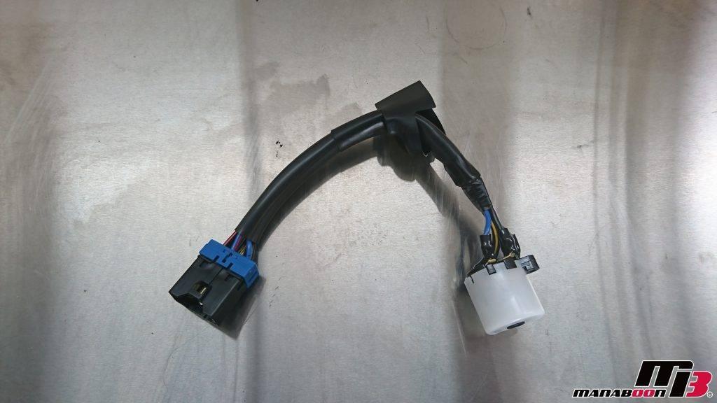 GTO(Z15A)イグニッションスイッチ交換画像