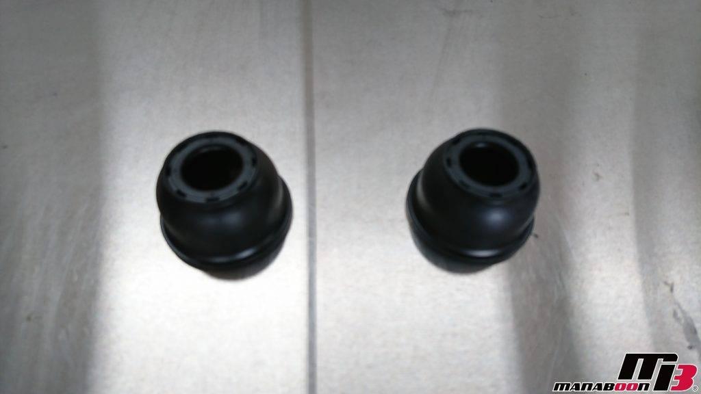 フェアレディZ(Z33)ロアボールジョイントブーツ交換画像