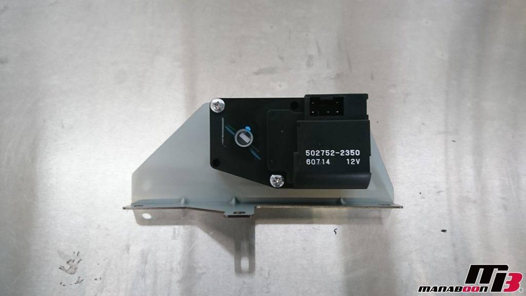 スカイラインGT-R(BCNR33)エアコン修理画像
