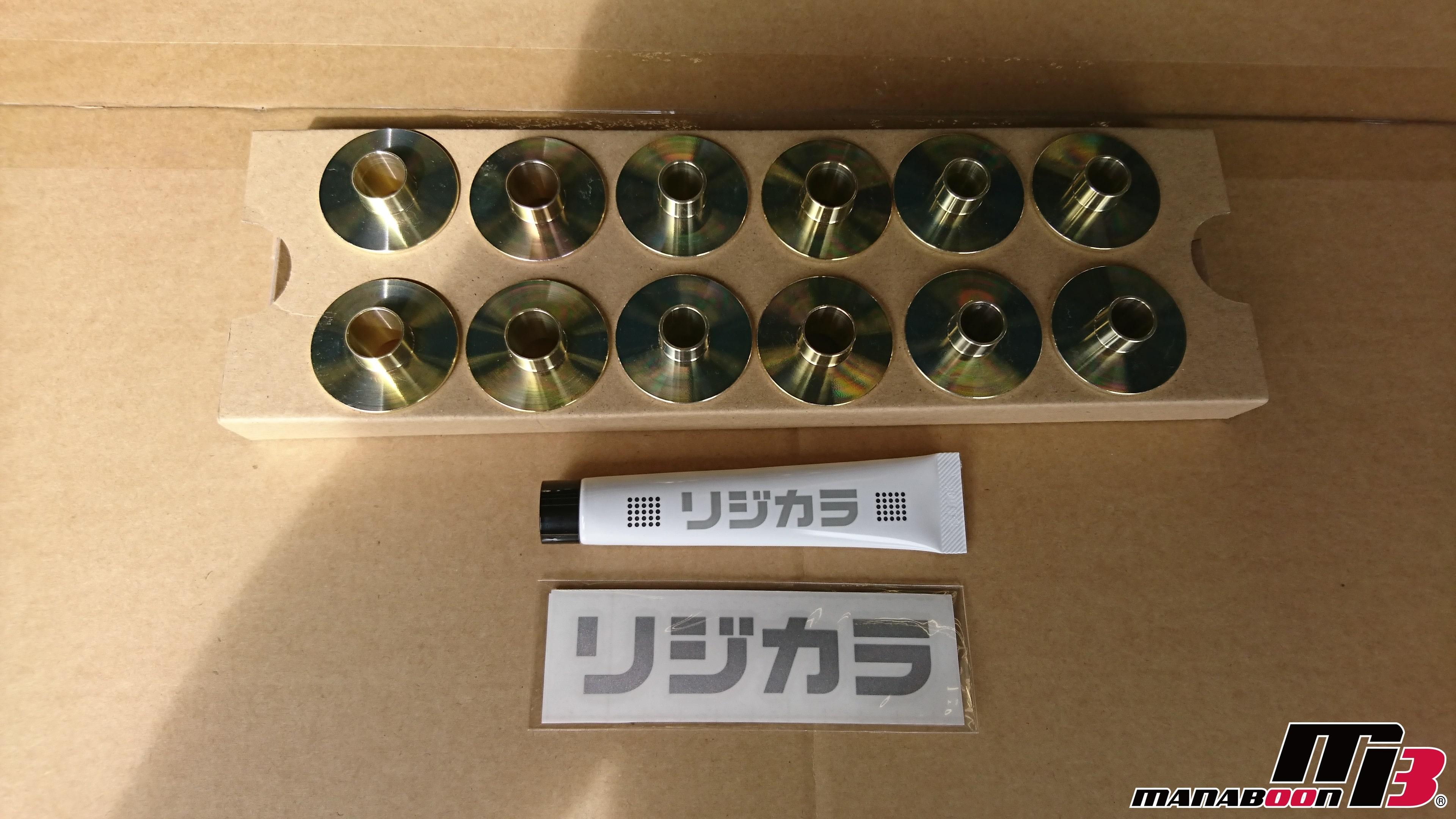 S2000(AP1)リジカラ取付画像