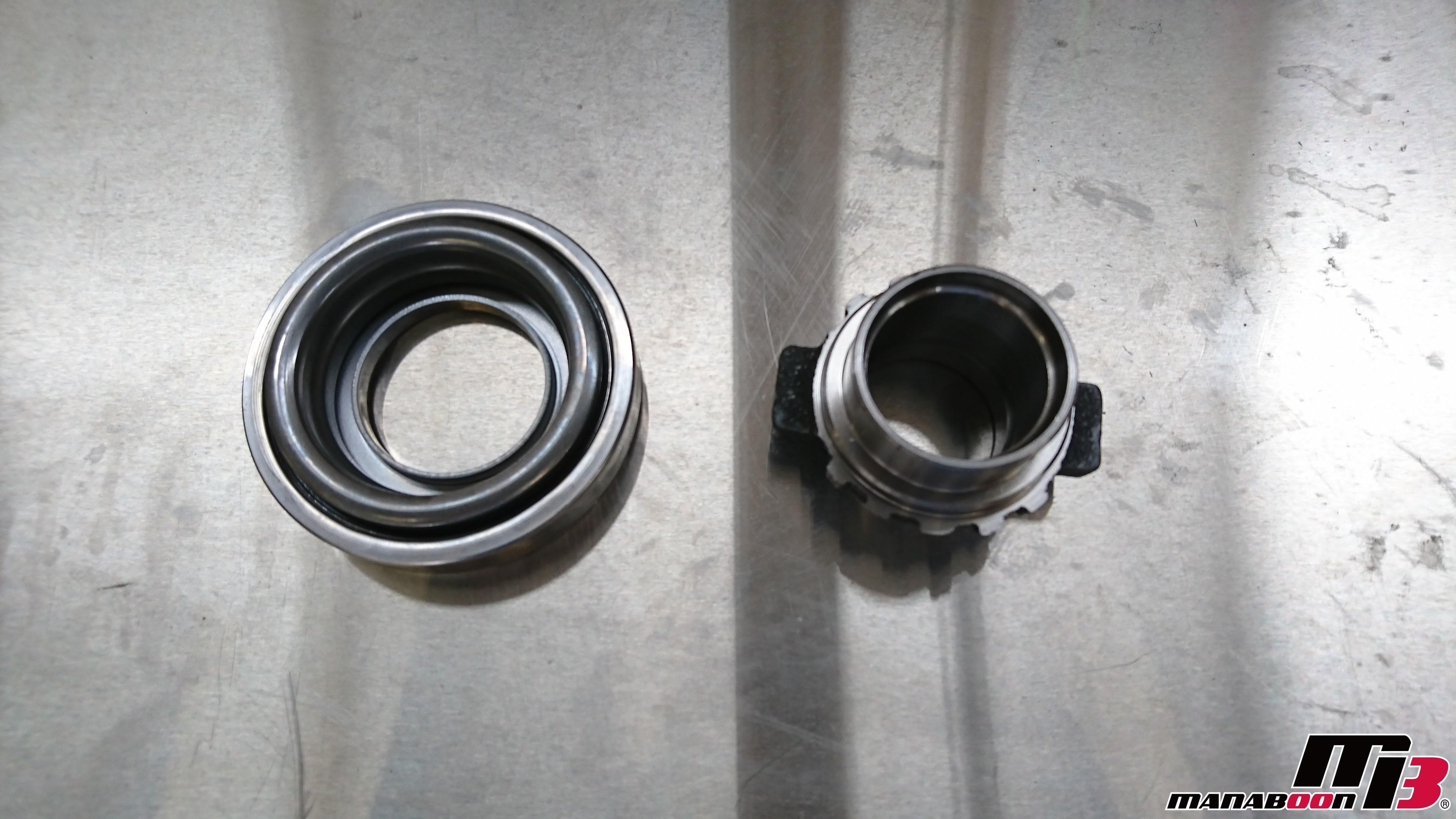 フェアレディZ(Z33)クラッチ交換画像