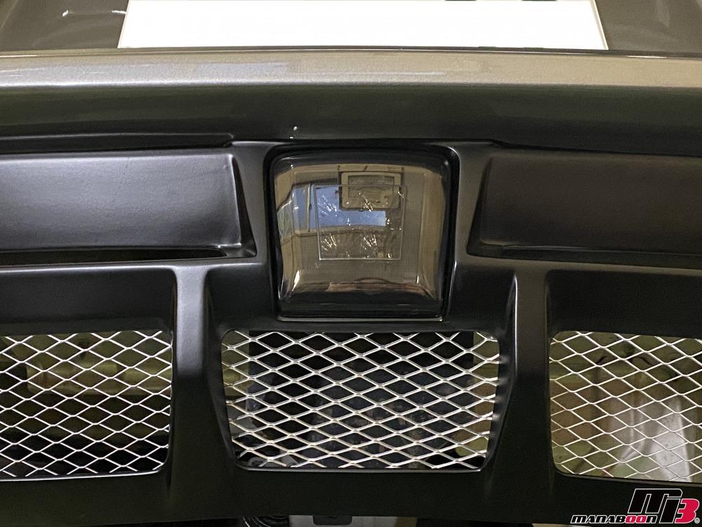 フェアレディZ(Z34)F1ランプ取付画像