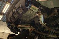フェアレディZ(Z34)ロッソモデロマフラー交換画像