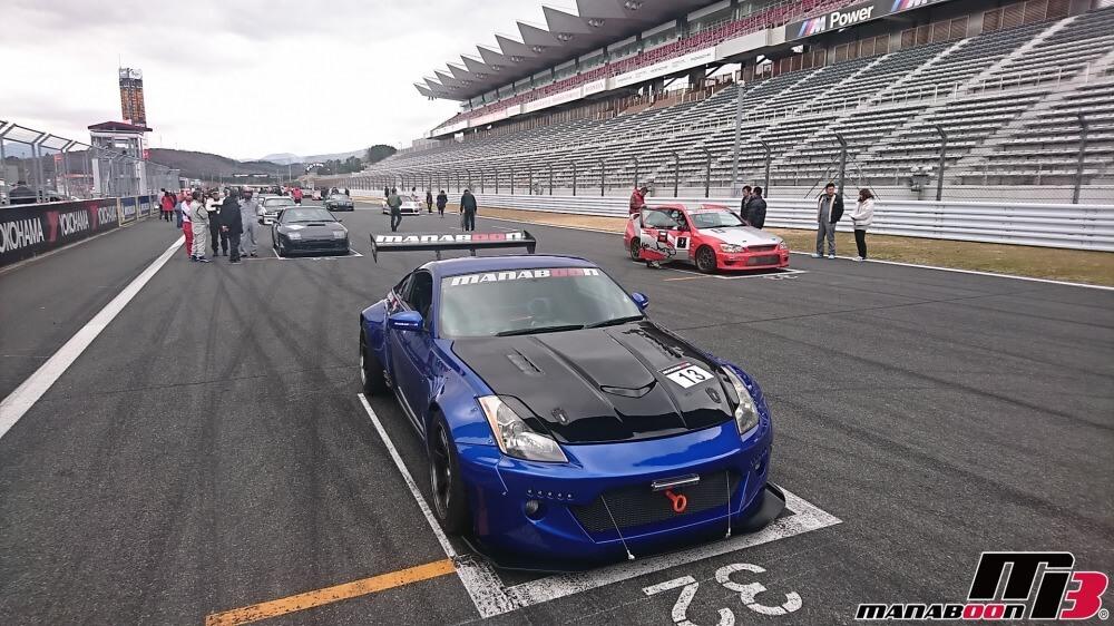 Fuji-1 GP 参加しました