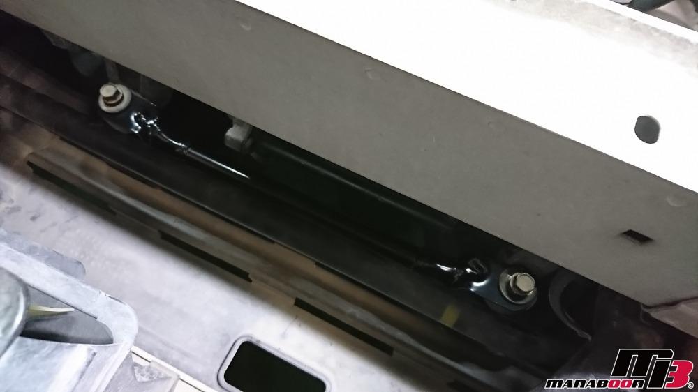 S2000(AP1)CR専用パーツ取付画像