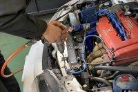 インテグラ タイプR(DC2)点検整備修理作業の画像