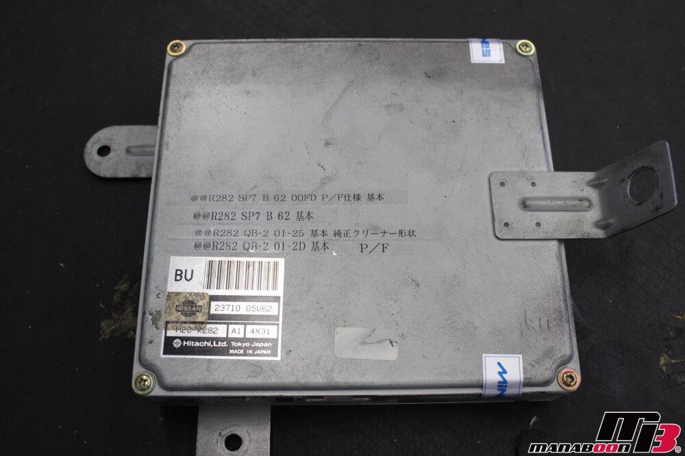 スカイラインGT-R(BNR32)R35エアフロ取り付け作業の画像