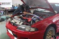 スカイラインGT-R(BCNR33)不動車修理作業の画像