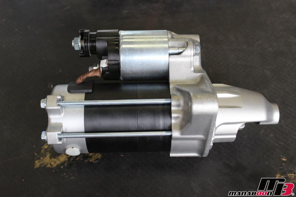 S2000(AP1)スターター交換作業の画像