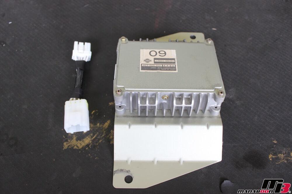 スカイライン(BNR32)部品交換作業の画像