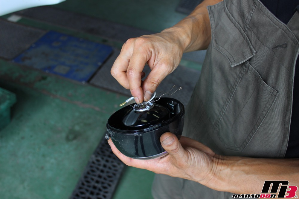 不動車の点検整備作業の画像