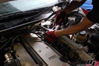 チェイサーツアラーV(JZX100)アイドリング不調修理作業の画像