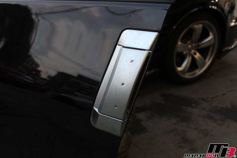フェアレディZ(Z33)ドアが開かない修理作業の画像